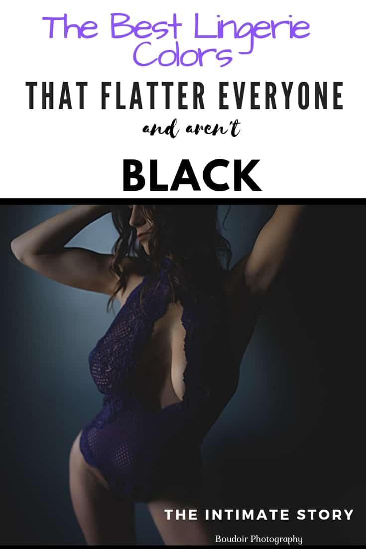 d09db34bb Best lingerie colors that flatter everyone...That aren t BLACK!