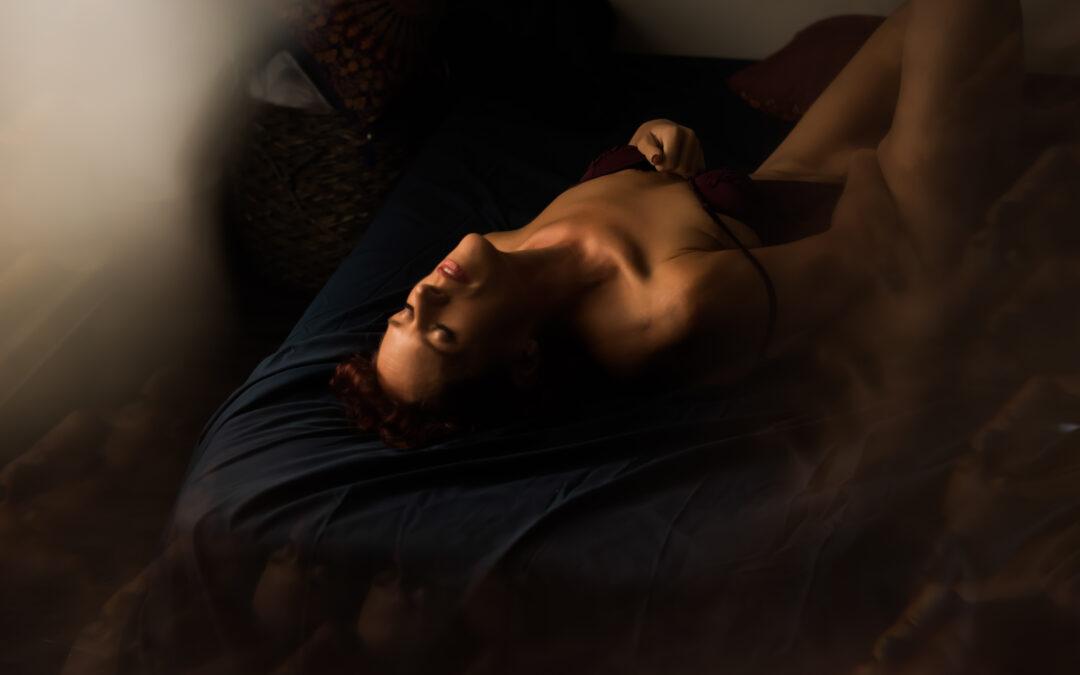 My (not so) glamorous life as a boudoir photographer