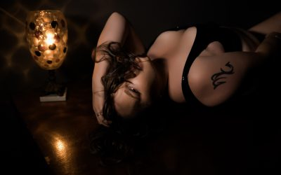 Celebrate Your Body With Boudoir